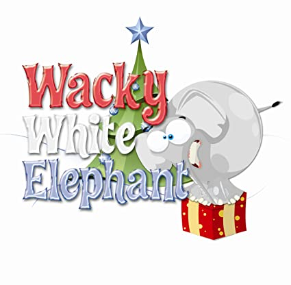 Christmas Gift Exchange Games.Wacky White Elephant Holiday Party Gift Exchange Game