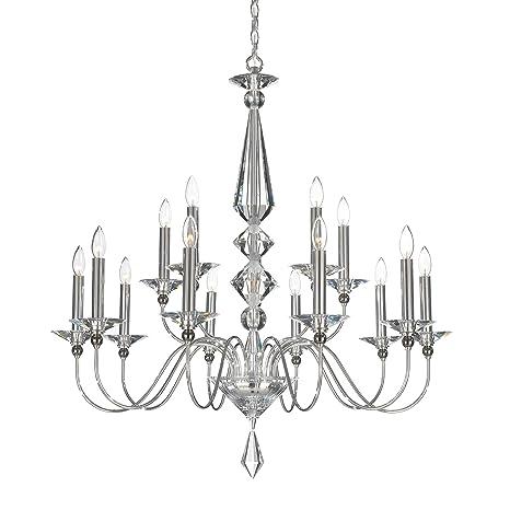 Amazon.com: schonbek 9685 – 40 cl Swarovski Iluminación ...