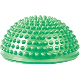 Utopia Fitness Hedgehog Style Balance Pod (Single Pack) - Inflated Stability Wobble Cushion - Exercise Fitness Core Balance Disc - Perfect for Home and Gym Use