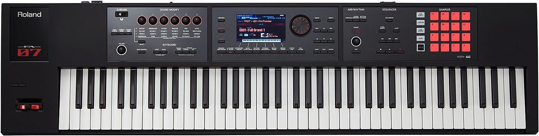 Roland 76 - Estación de Trabajo Digital semipesada (FA-07 ...