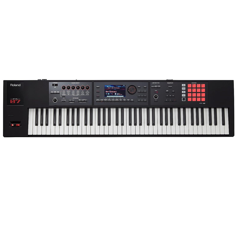 【 新品 】 Roland 76鍵盤 ローランド/FA-07 Music Workstation B073VHVL61 76鍵盤 シンセサイザー Music B073VHVL61, 鹿足郡:9179e7a3 --- womaniyya.com