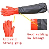 Long Working Durable Waterproof PVC Knitted
