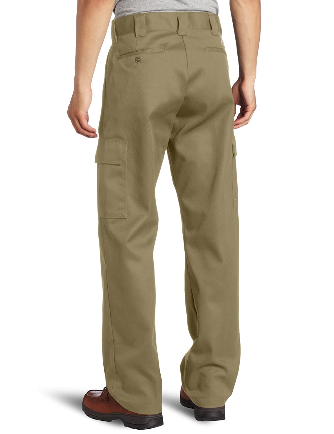Dickies Mens Relaxed Straight Fit Cargo Image 2