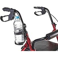 Eurosell–PREMIUM Taza/Botellas Soporte de bebidas para andador/silla/Carrito/bicicleta/gehwagen/Andador/bicicleta