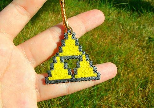 Llaveros triforce The Legend of Zelda - LoZ - Ocarina of ...