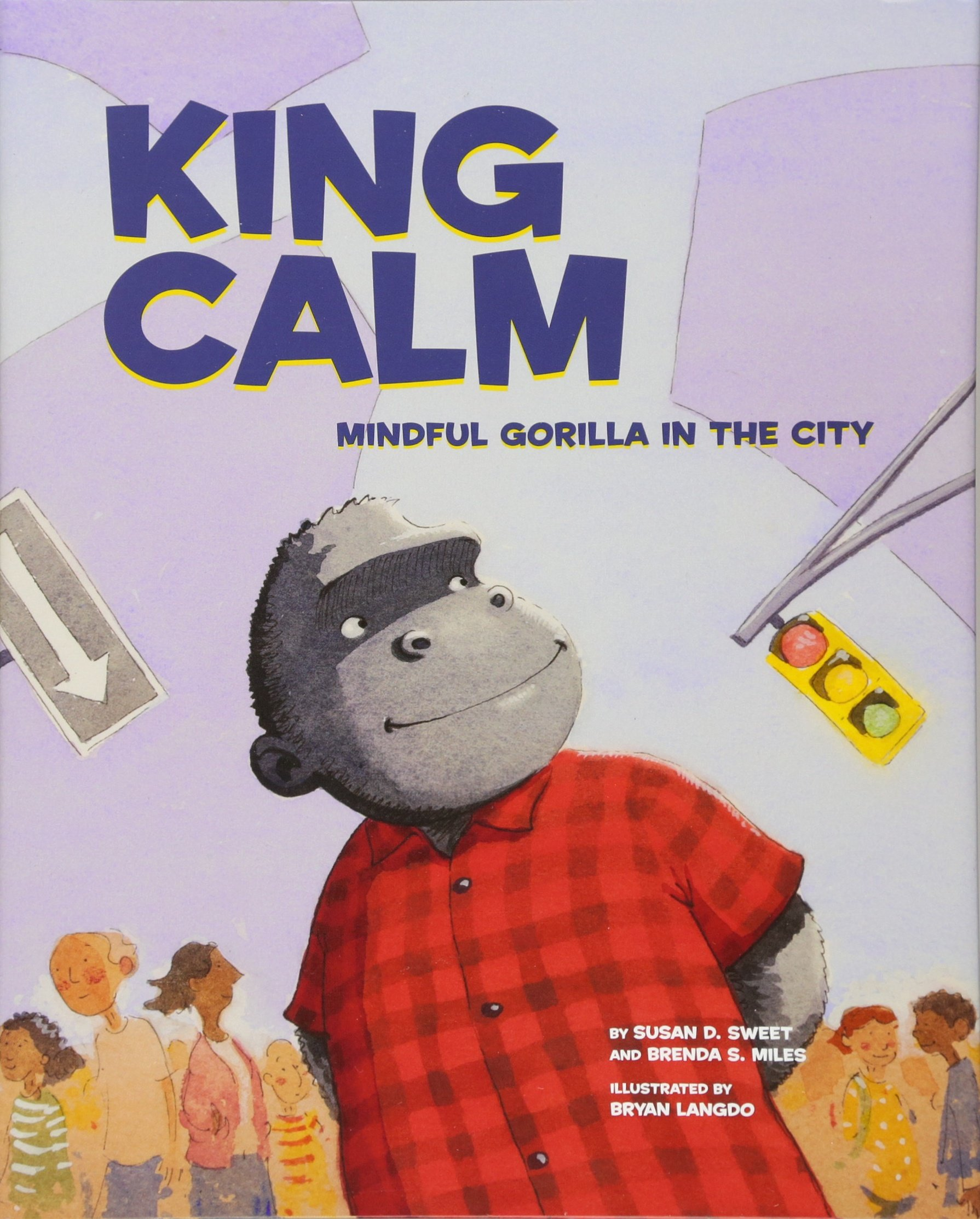King Calm: Mindful Gorilla in the City