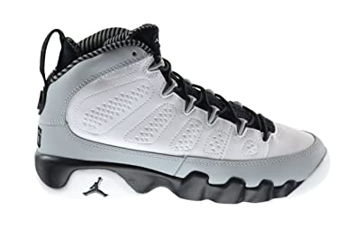 save off 7f616 d11c1 Nike Boys Air Jordan 9 Retro BG Barons Leather Basketball Shoes