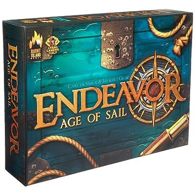 Endeavor Age Sail: Toys & Games