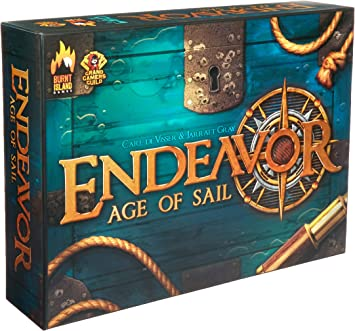 Burnt Island Games BTI1001 Endeavor Age of Sail vídeo Juego ...