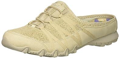 """Skechers """"Bikers"""" Damen Mädchen Sneakers Slipper Memory Foam"""