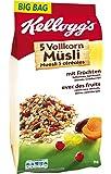 Kellogg's 5-Korn Müsli Fruit, 1er Pack (1 x 2 kg)