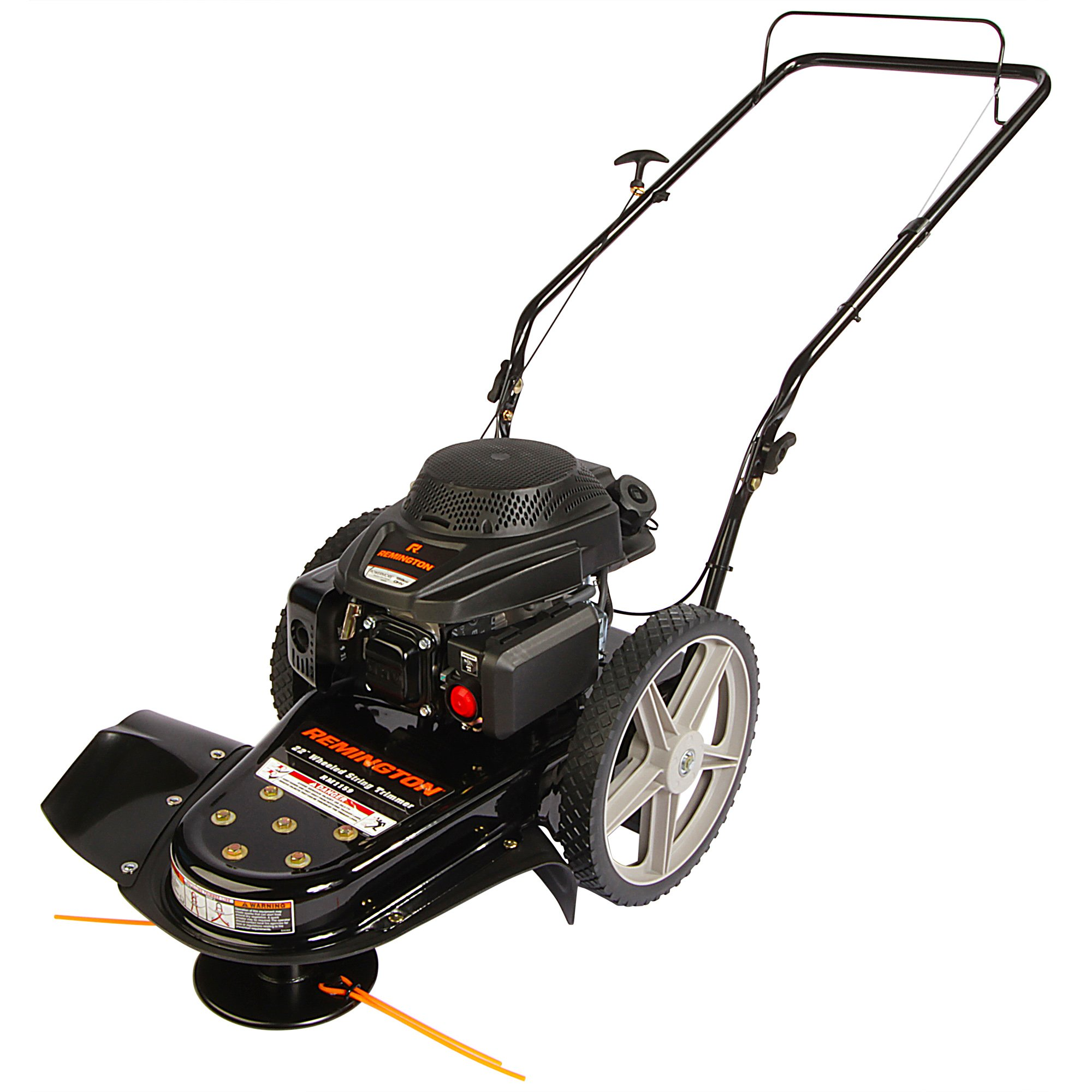 Remington RM1159 Walk-Behind High-Wheeled String Trimmer by Remington