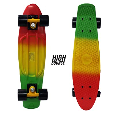 High Bounce Complete 22 Inch Skateboard