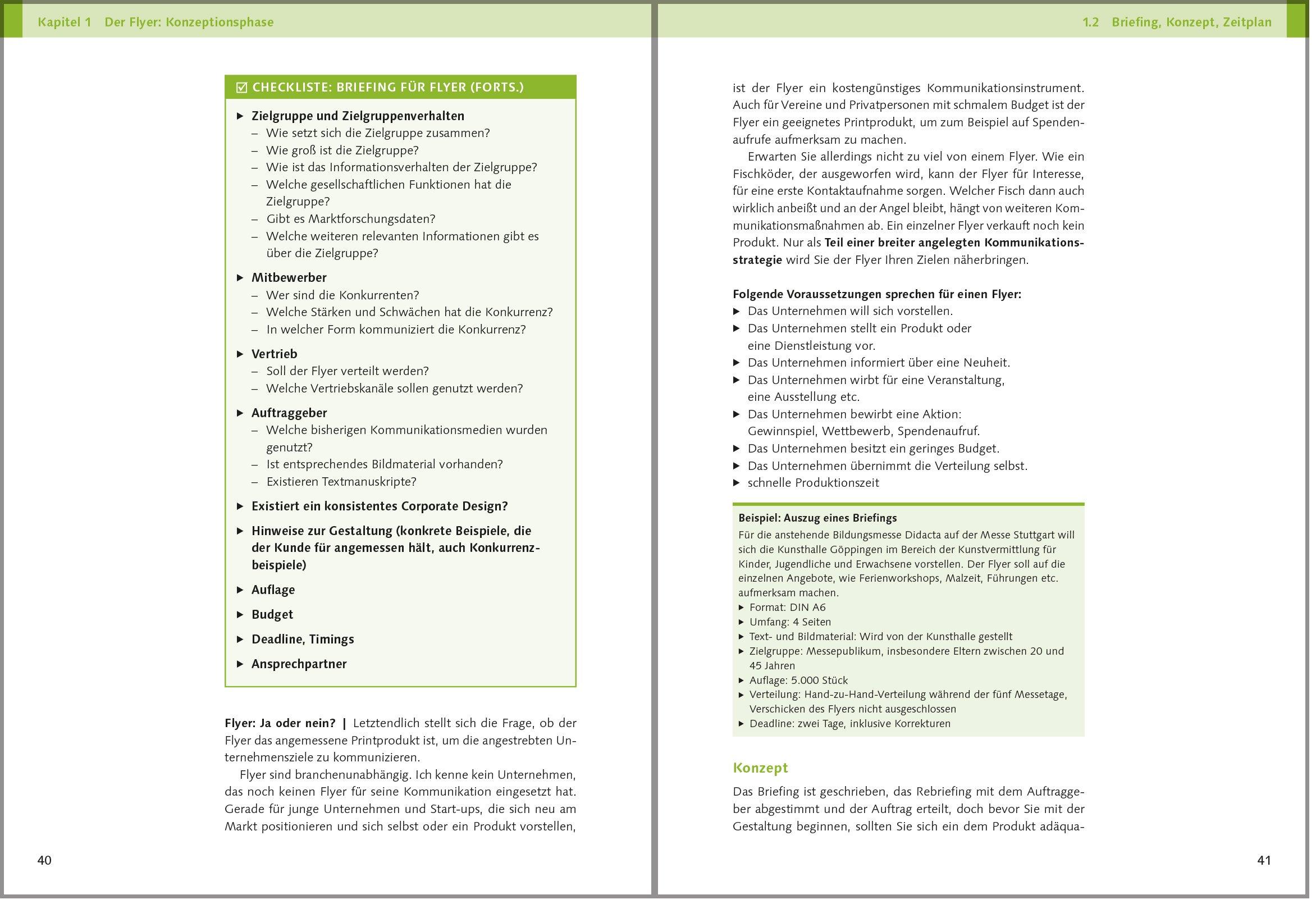 Printdesign Flyer Broschüre Plakat Geschäftsausstattung Das