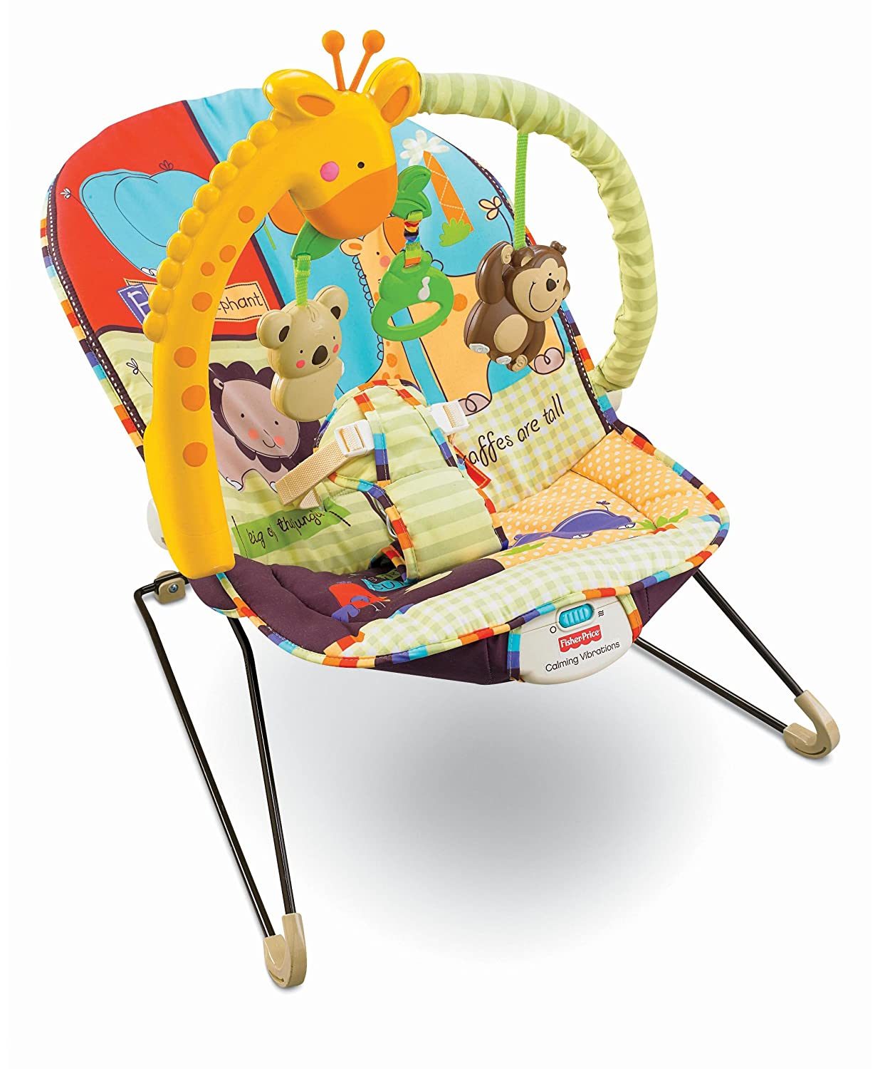 Fisher price vibrator chair