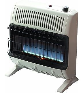 Amazon.com: Dyna Glo, RA18LPDG, 18,000 BTU Propane Cabinet Heater ...