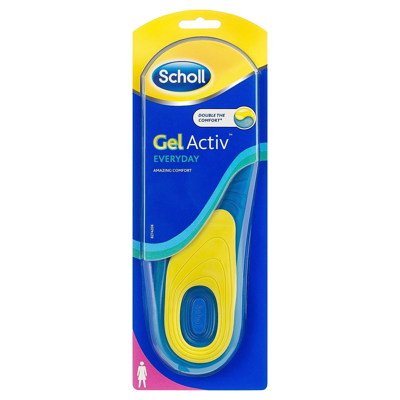 Scholl Gel Activ Einlegesohlen Everyday (Gr.40-46.5), 1 Paar 8167574
