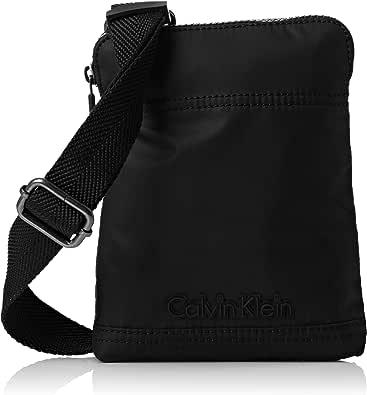 Calvin Klein Metro Mini Flat Crossover bolso para Hombre