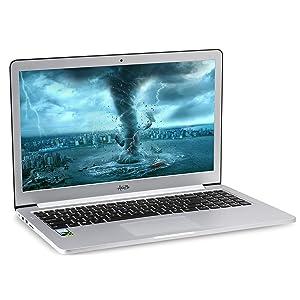 "AGB Octev AG-1208 15.6"" Laptop(7th Generation Intel Core i7-7500U /32GB RAM / 1TB SSD/ 1TB HDD / NVIDIA GTX 950 2 GB DDR5 / Win 10 Pro / Aluminium Body / Free Bluetooth Mouse"