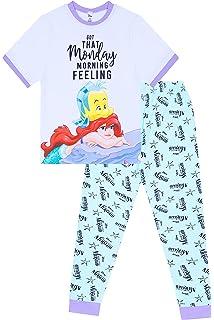 4b8b0ded70 Disney Dumbo Be Happy Long Ladies Cotton Pyjamas  Amazon.co.uk  Clothing
