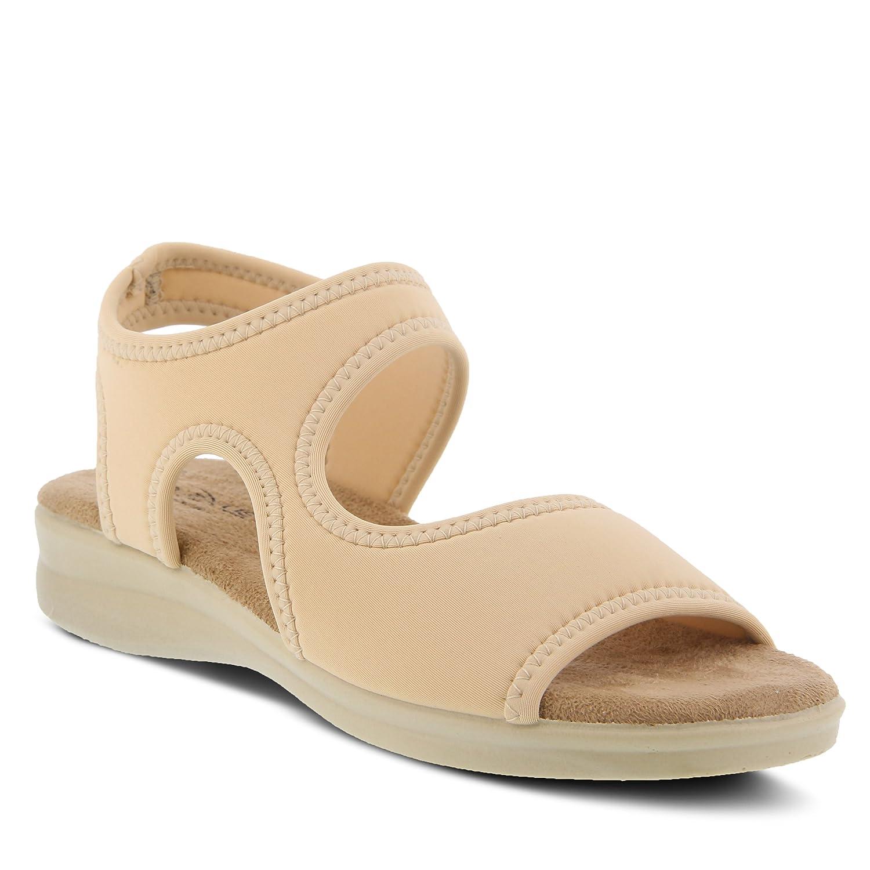 Flexus Women's Style marya Sandal B07BBTP5WJ 42 M EU|Beige