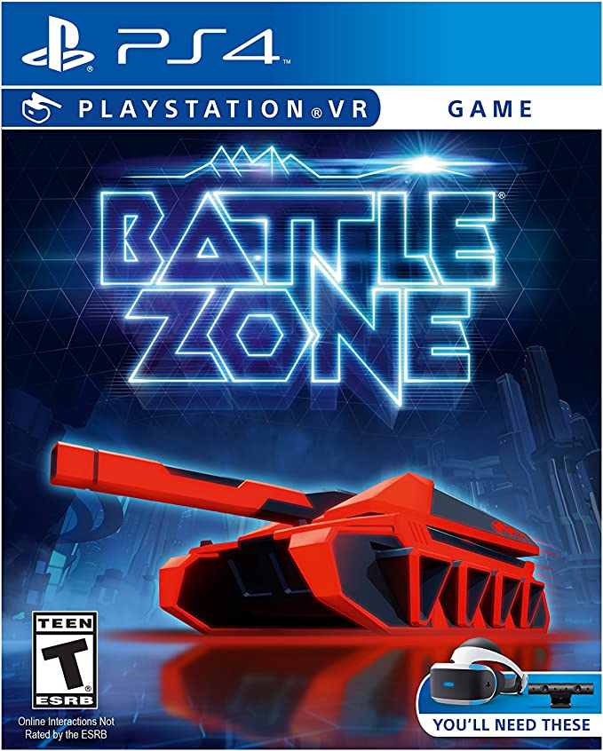 Sony Battlezone PS4 VR Básico PlayStation 4 vídeo - Juego ...