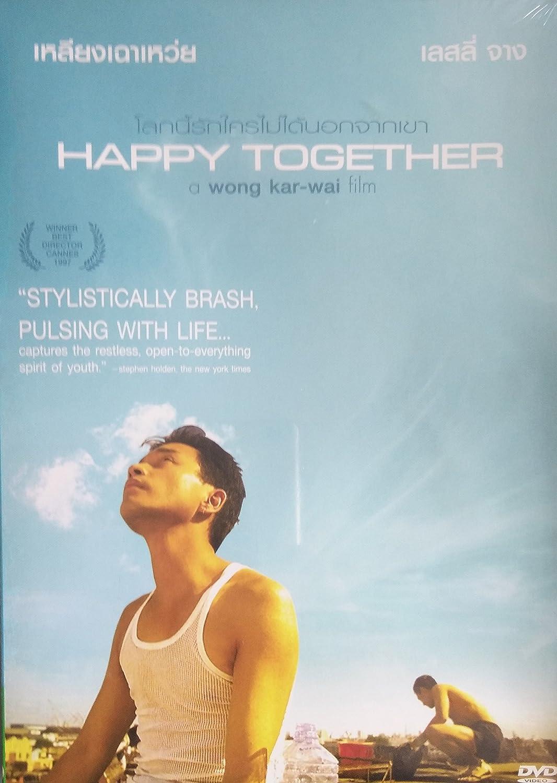Amazon.com: Happy Together (Chinese Movie w. English Sub. All Region ...