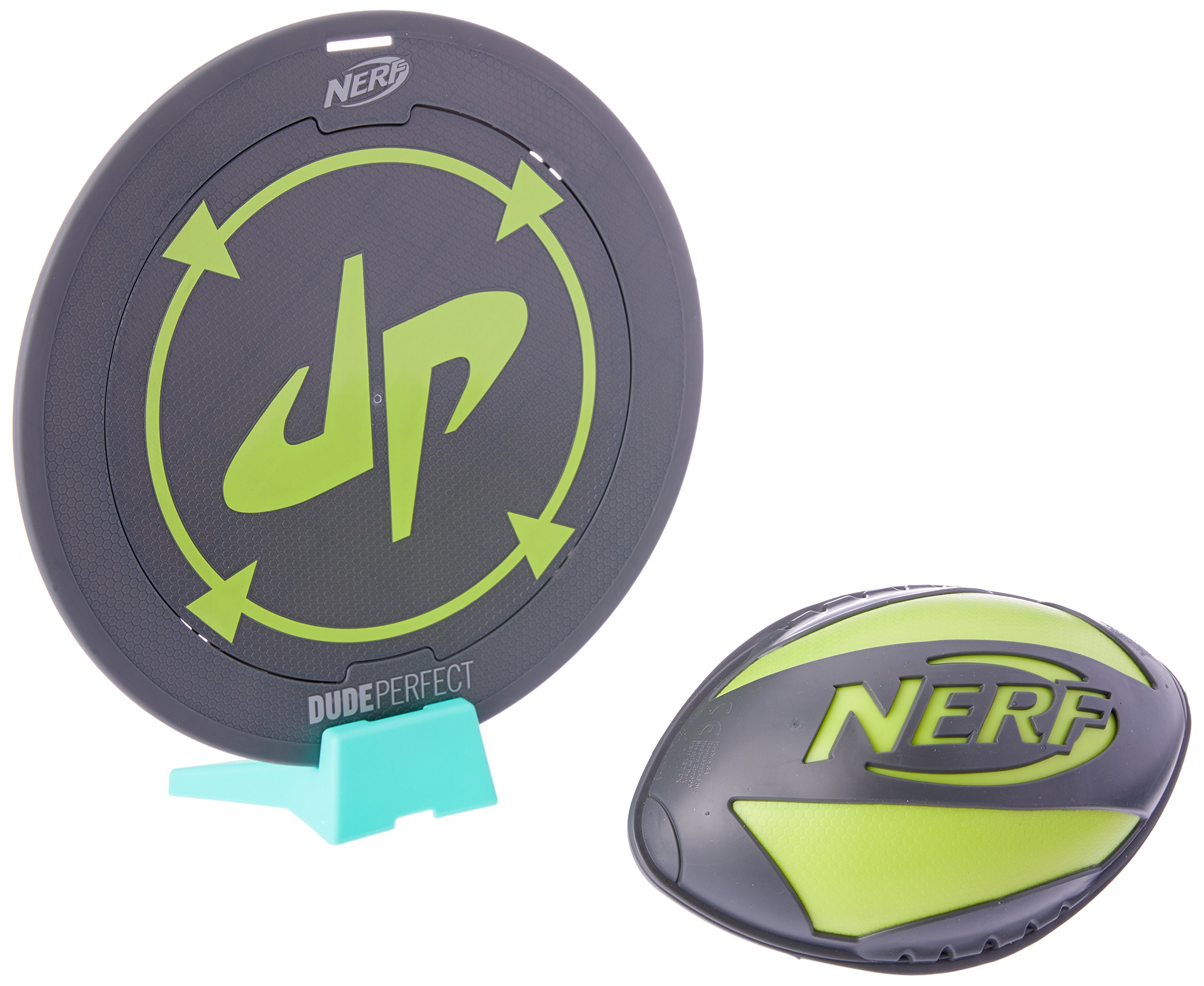 NERF Sports Dude Perfect PerfectSmash Football by NERF