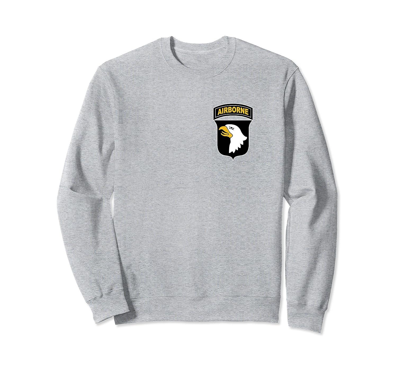 101st Airborne Division Veteran Sweatshirt-TH