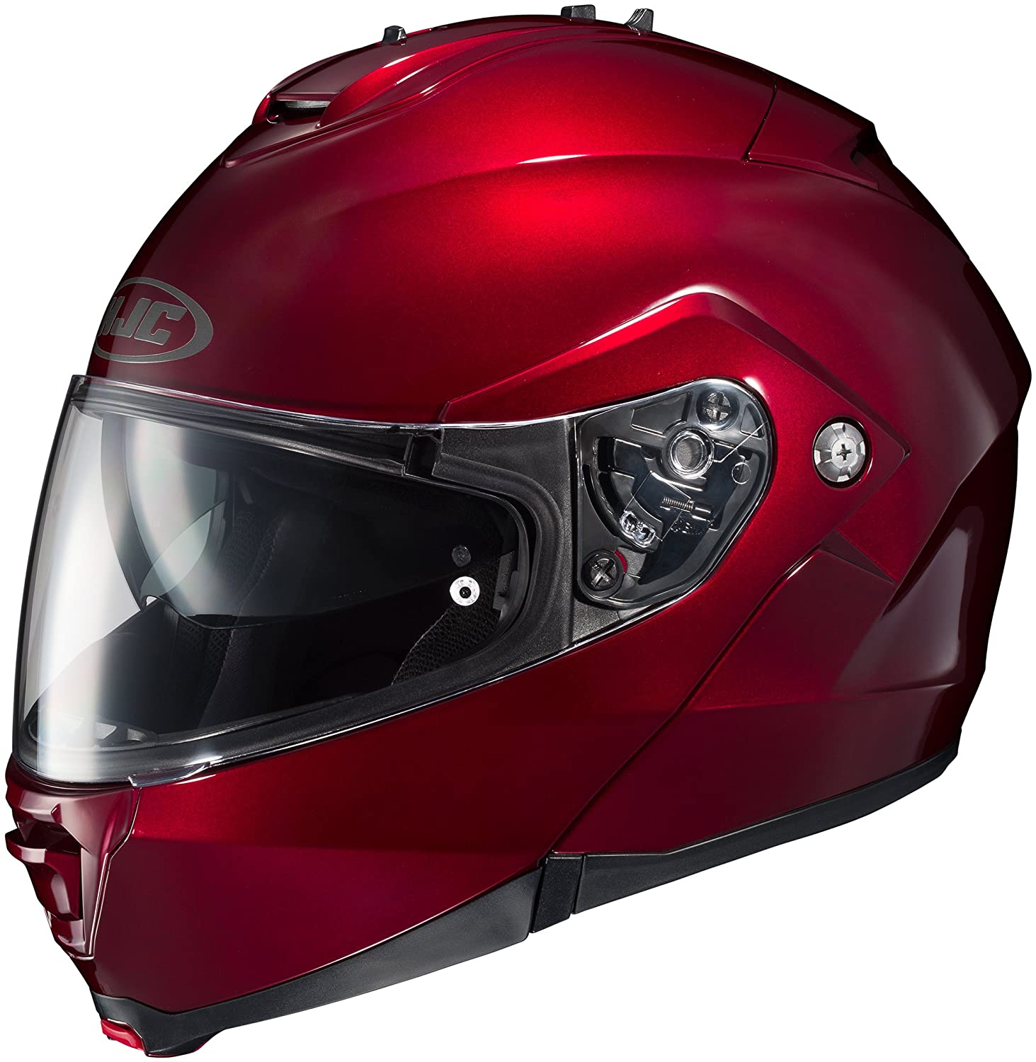 Amazon.com: Casco HJC IS-MAX 2, XL, Vino: Automotive