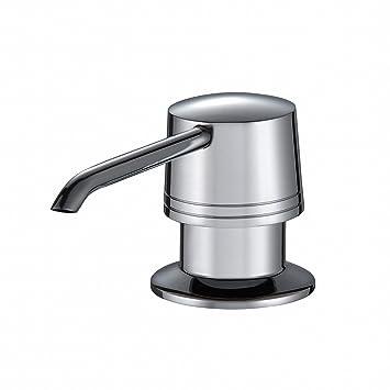 Captivating Kraus KSD 30CH Soap Dispenser Chrome