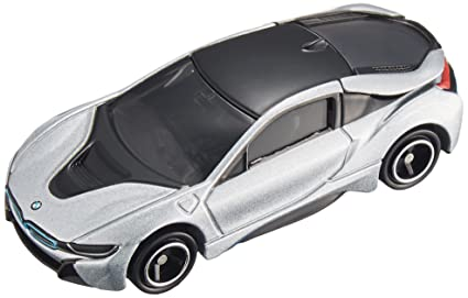 Amazon Com Tomica No 17 Bmw I8 Box Toys Games