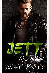 JETT (Savage Saints MC Book 3) Kindle Edition