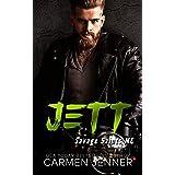 JETT (Savage Saints MC Book 3)