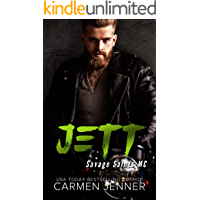 JETT (Savage Saints MC Book 3)