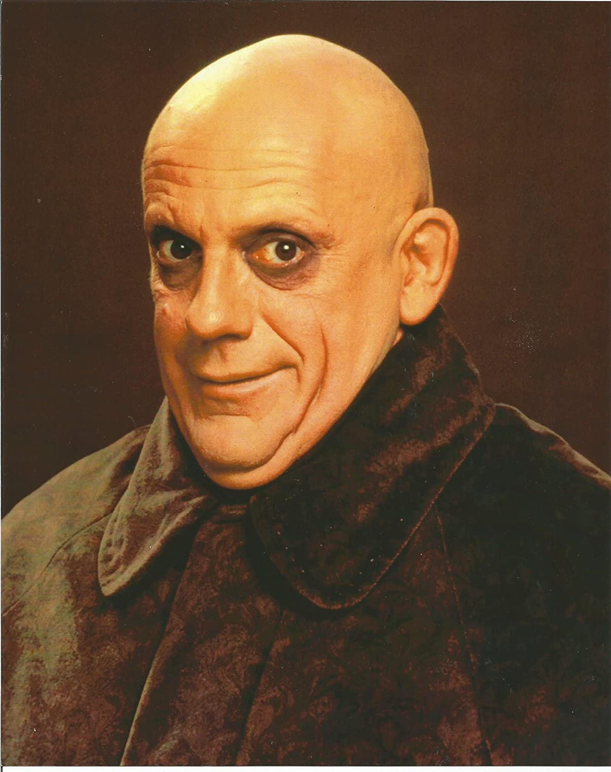 Addams Family Values Christopher Lloyd As Uncle Fester Close Up