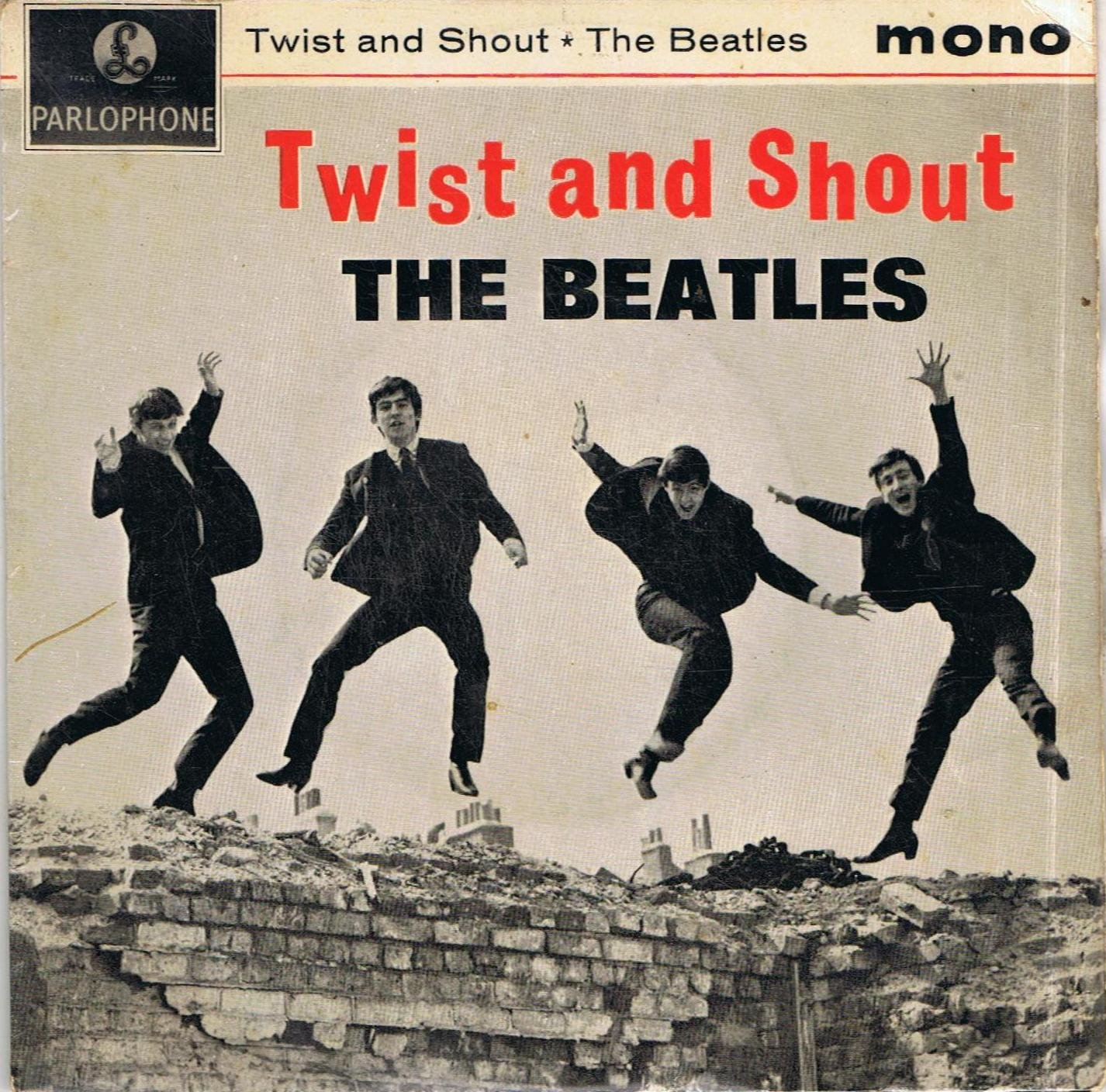 Image result for twist and shout