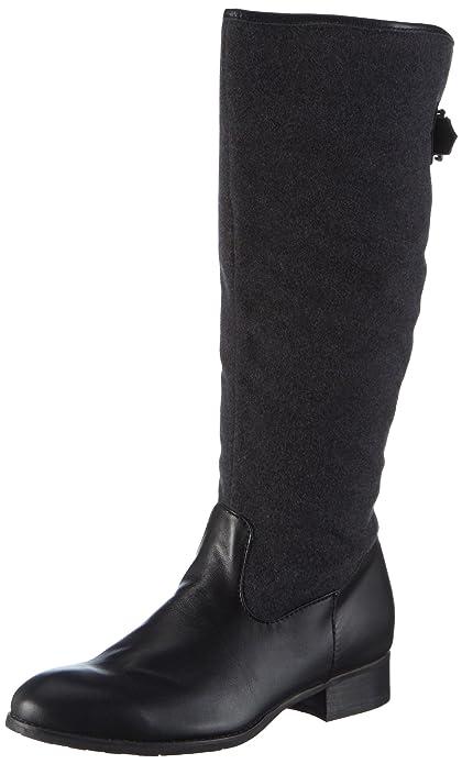 Andrea Conti 0614323 - Botines de cuero mujer: Amazon.es: Zapatos y complementos