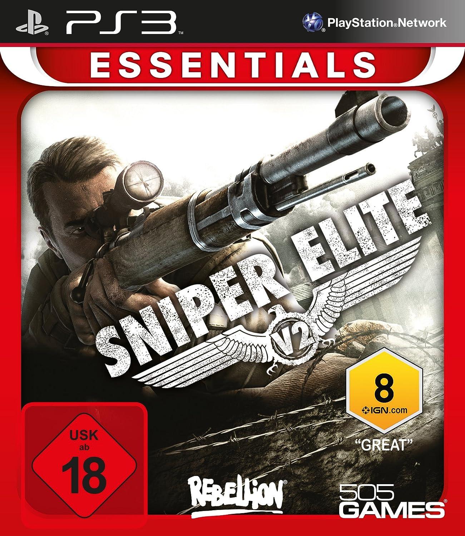 Sniper Elite V2 - Essentials [Importación Alemana]: Amazon.es ...