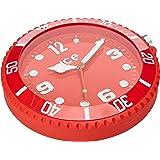 Ice-Watch Unisex-Wanduhr Wall Clock Orange Analog Quarz IWF.OE