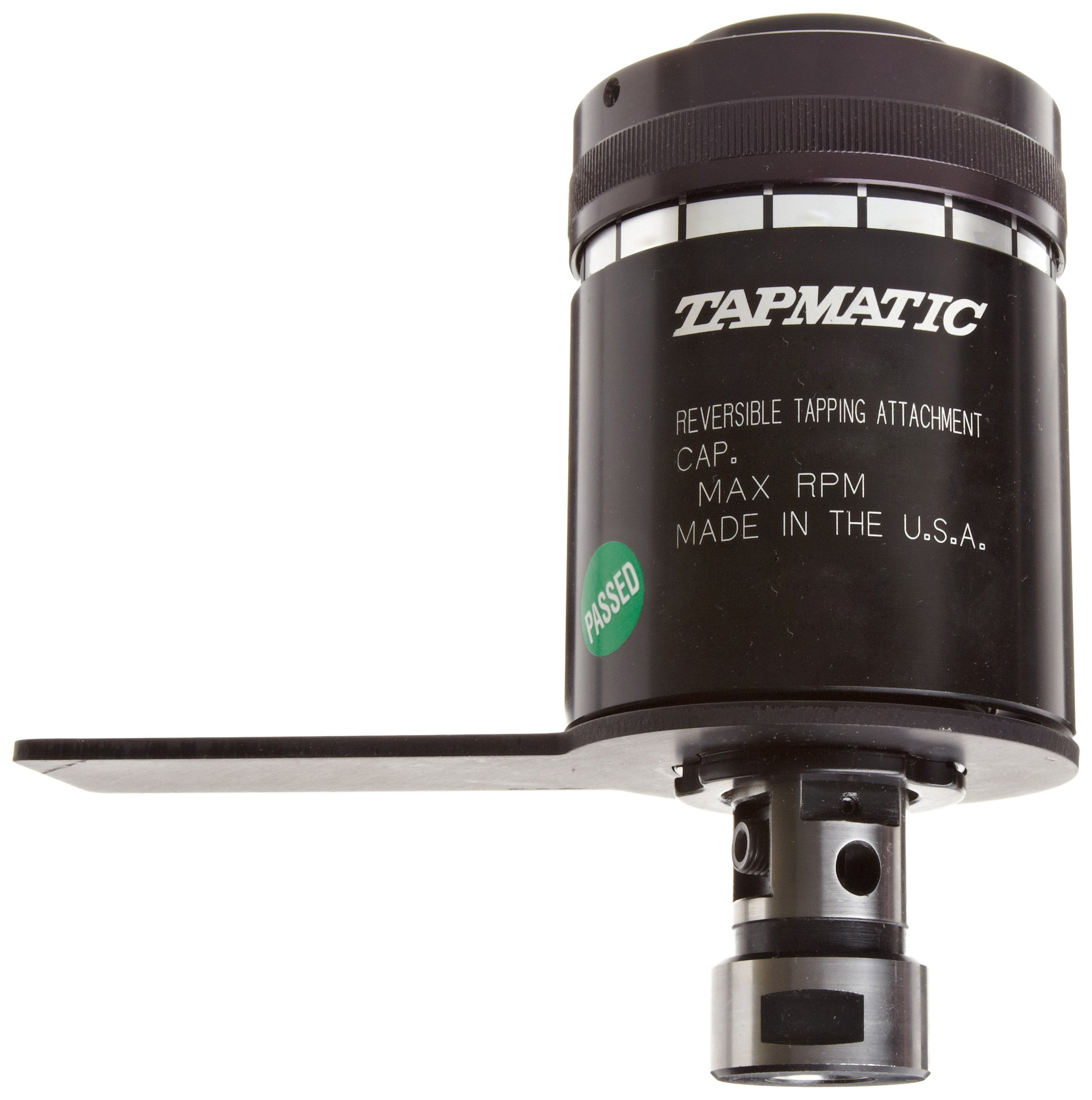 Tapmatic RX 70 Self-Reversing Tapping Head, #3JT Taper Mount, #10 - 3/4'' and M5-M18 Capacity