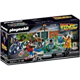 Playmobil Back to The Future Part II Hoverboard Chase