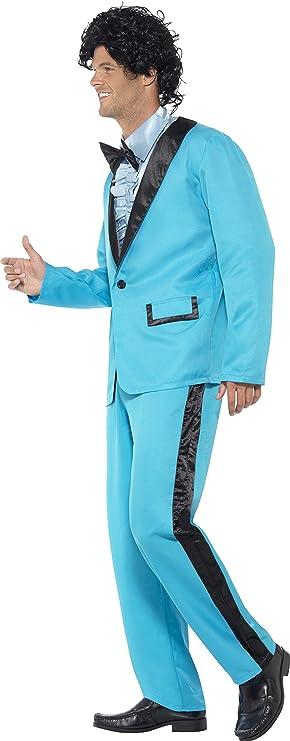 Smiffy\'s Men\'s 80\'s Prom King Costume