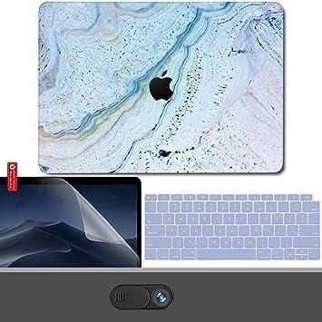 GMYLE - Carcasa rígida para Apple MacBook Pro de 15,4