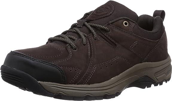 New Balance Zapatillas de senderismo para hombre, color marrón, talla 49: Amazon.es: Zapatos y complementos