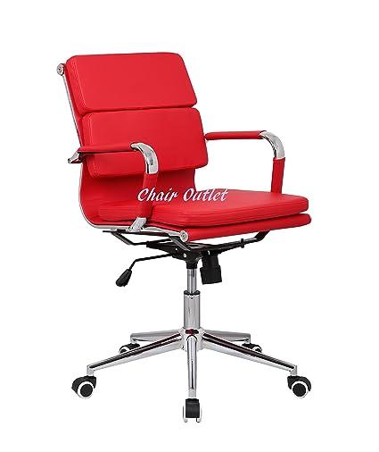 Chair Outlet - Silla de Escritorio de Oficina: Amazon.es: Hogar