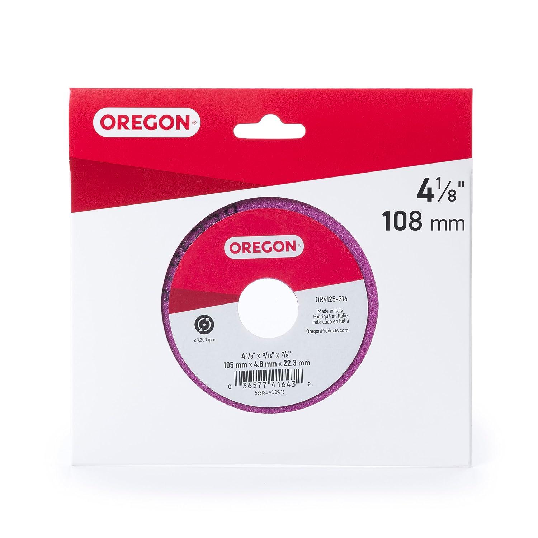 Oregon OR4125-316A Grinding Wheel Saw Chain, 3/16 Inch
