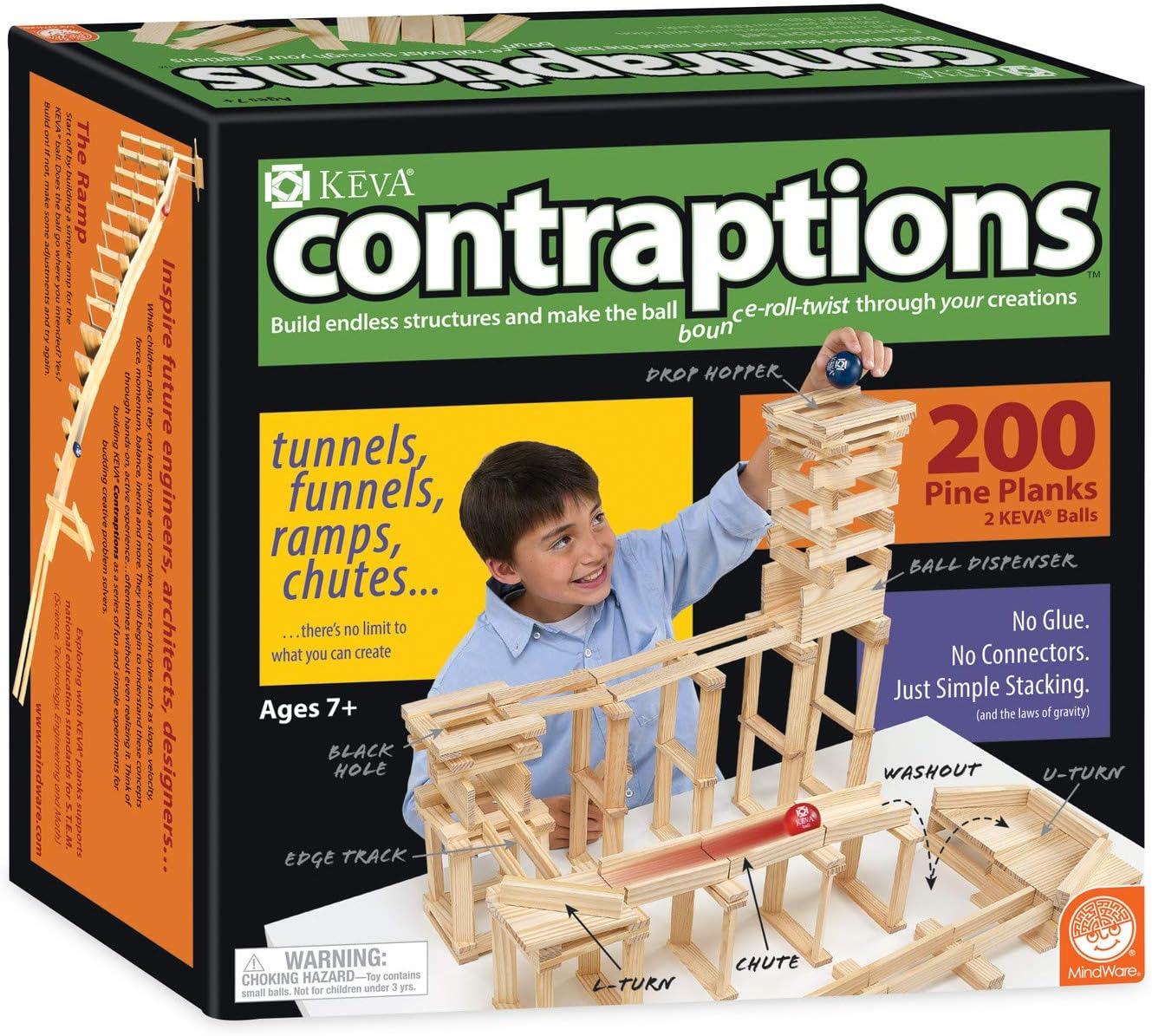 KEVA Contraptions Plank Set
