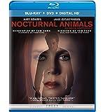 Nocturnal Animals  [Blu-Ray + DVD + Digital HD] (Bilingual)