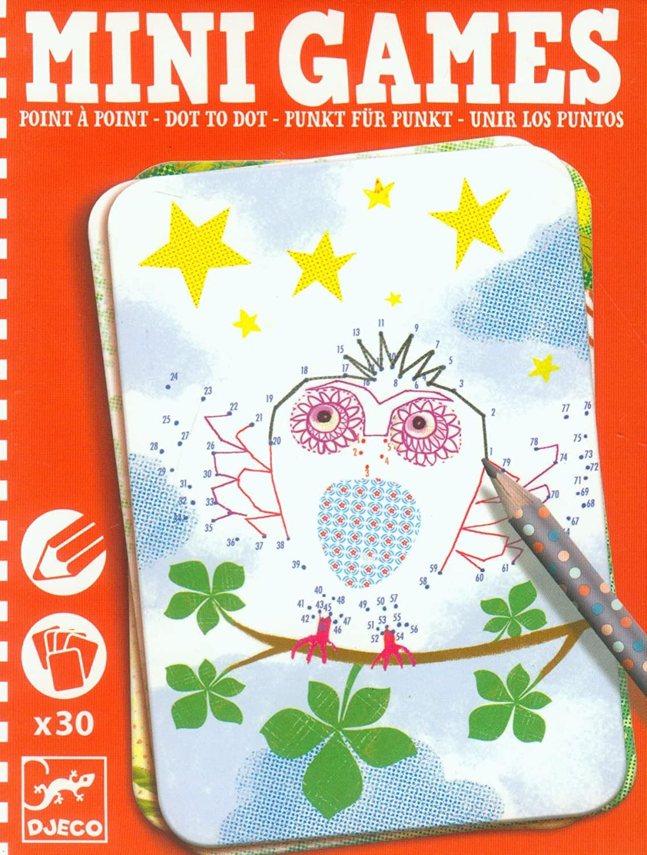 DJECO Juegos de Cartas de Hacer Parejas Mini DJ05336: Amazon ...